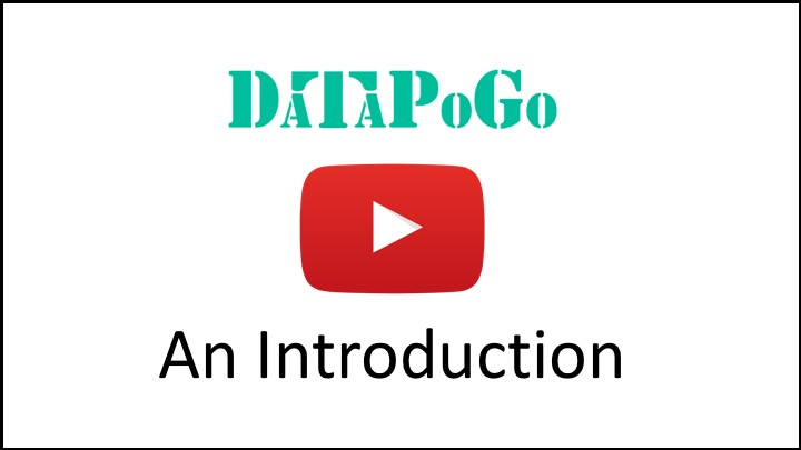 Introduction to DataPogo