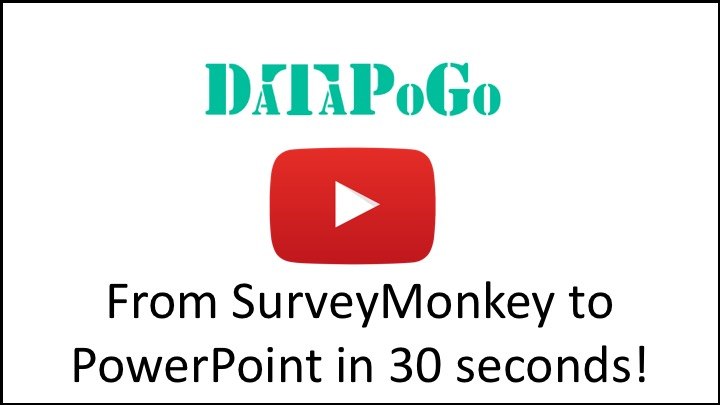 Watch SurveyMonkey to PowerPoint in 30 seconds!